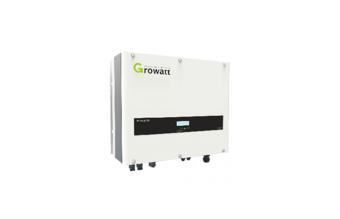 Inwerter Growatt 7000TL3-S max. moc modułów PV 8400W wyjście AC: 7kW trójfazowy 2 MPPT   7000TL3-S Growatt
