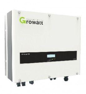 Inwerter Growatt 4000TL3-S max. moc modułów PV 4800W wyjście AC: 4000W trójfazowy 2 MPPT | 4000TL3-S Growatt
