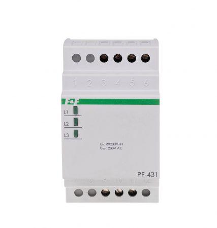 Przełącznik automatyczny faz PF-431 | PF-431 F&F