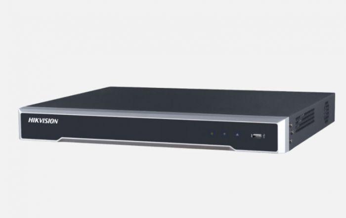 Rejestrator NVR, DS-7608NI-K2, 8x kan, VGA/HDMI, 4K, H.265+   303603690 Hikvision