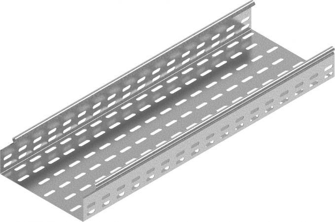 Korytko KCL/KCOL100H60/3, gr.blachy 0,7 mm (3m) | 160810 Baks
