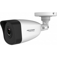 Kamera IP, HWI-B120H(4mm), tuba, 2MP, 30m IR, H.265+, Digital WDR, metal/plastik | 311303624 Hikvision