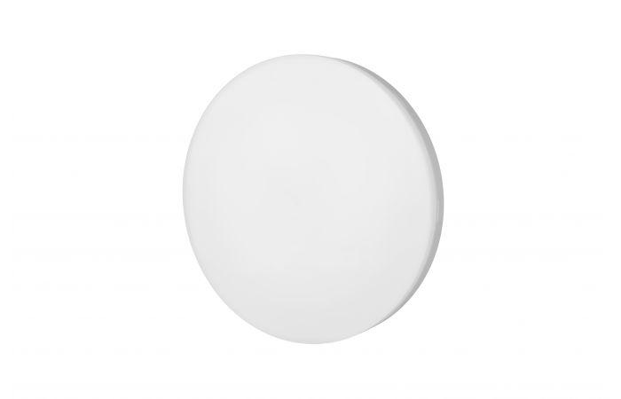 Plafoniera EDGE R 4000K 12W /1W 1h sieciowo-awaryjna PT, biała | EDRE12/1W/E/1/SE/PT/WH/4000 Awex