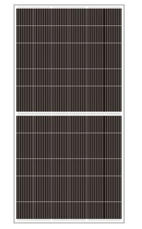 Panel fotowoltaiczny ZnShine GRAFEN, BIFACIAL, szkło / szkło, srebrna rama | ZXM6-NHLDD144-400 ZnShine